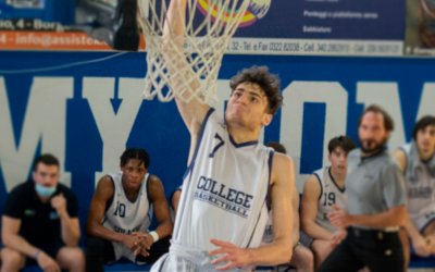 C GOLD – COLLEGE IS THREE OUT OF THREE, WE WON IN BIELLA