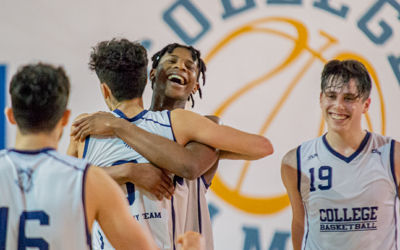 C GOLD – BIG MATCH AT THE PALA CADORNA, COLLEGE MANAGES TO WIN AND GETS INTO THE SEMIFINAL