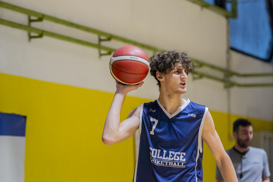 LEAGUE B – ALESSANDRO FERRARI ALSO STAYS AT THE COLLEGE