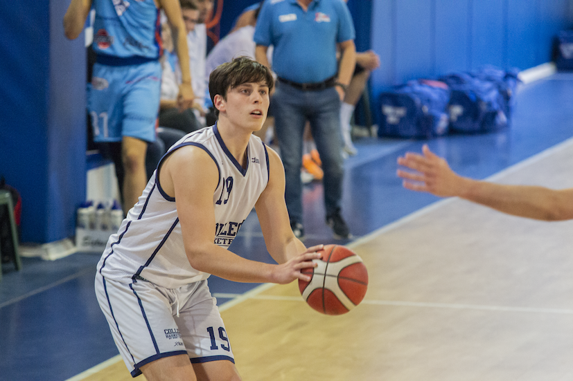 LEAGUE B – ANOTHER CONFIRMATION FOR COLLEGE, IS MAURIZIO GHIGO