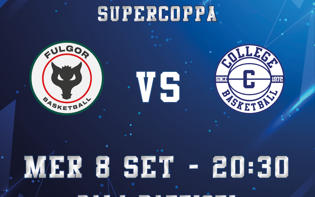 LEAGUE B – DEBUT IN SUPERCUP AGAINST THE PAFFONI